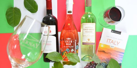 ITALIAN HARVEST WINE TASTING tickets