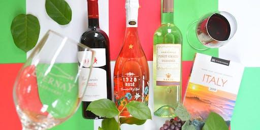 ITALIAN HARVEST WINE TASTING