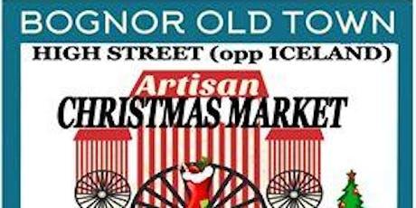 Bognor Old Town Artisan Christmas Market 2019 tickets
