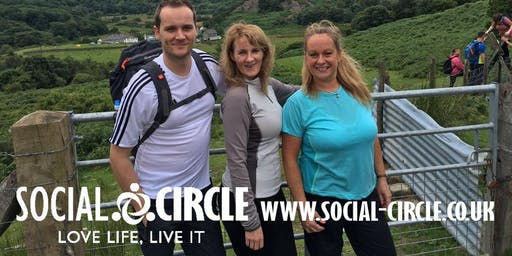 Mount Snowdonia Walk (YOU MUST BOOK DIRECT WITH SOCIAL CIRCLE)
