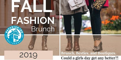 Fall Fashion Brunch tickets