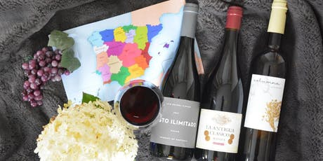 IBERIAN PENINSULA WINE TASTING tickets