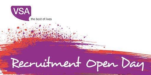 VSA Recruitment Open Day