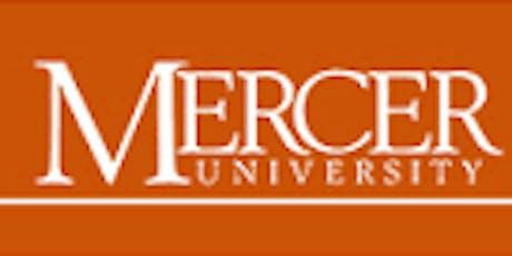 Mercer University tickets
