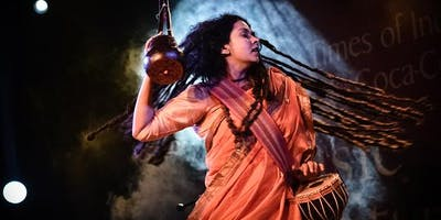 An Afternoon with Parvathy Baul sponsored by SACSA