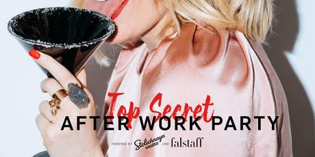 Secret After Work mit Stolichnaya tickets