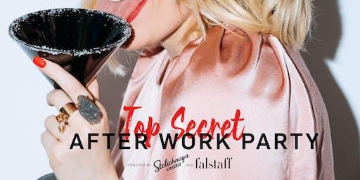 Secret After Work mit Stolichnaya