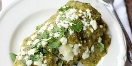 Authentic Mexican Cooking Class tickets