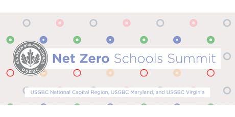 USGBC: DMV Net Zero Schools Summit tickets