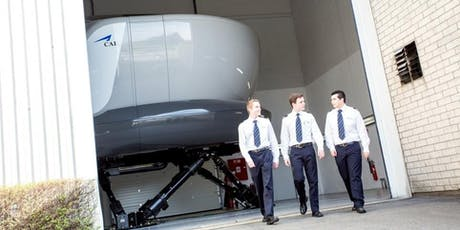 CAE Become a Pilot - Brussels info session (FRENCH) tickets