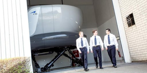 CAE Become a Pilot - Brussels info session (FRENCH)