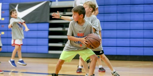 Jr. Basketball Skills Academy Fall 2019 (G 1-3) (Formerly Jr NBA)