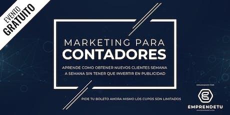 Marketing para Contadores: Como atraer nuevos clientes y dejar de vivir de referidos, sin tener que bajar tus precios entradas