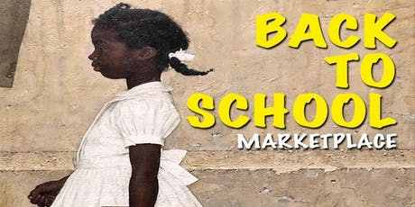 Back To School Marketplace! tickets