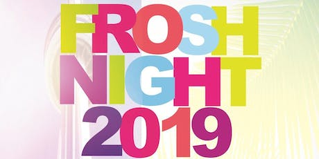 Frosh Night 2019 @ Fiction // Fri Sept 6 | Toronto's Largest Annual Frosh Night | 2 Floors 1000+ People tickets