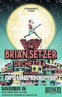The Brian Setzer Orchestra's 16th Annual Christmas Rocks! Tour