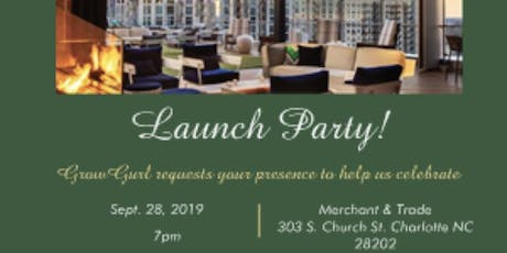 GrowGurl Launch Party tickets