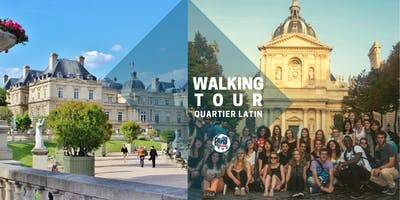 ✦Free Walking Tour : Quartier Latin✦