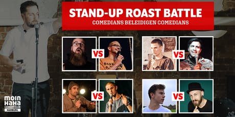 Stand-Up Roast Battle  Tickets