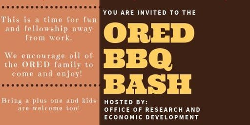 ORED BBQ Bash - Private Event