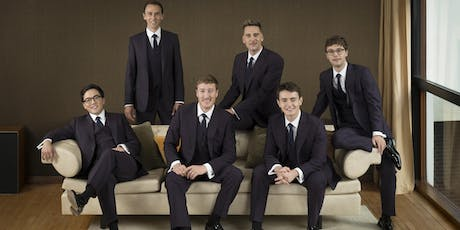 The King's Singers in Concert tickets