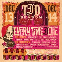 Every Time I Die's 'Tid The Season 2019 - Night 2