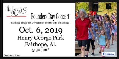 The Baldwin Pops Founders Day Concert