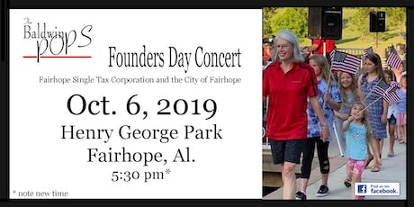 The Baldwin Pops Founders Day Concert tickets