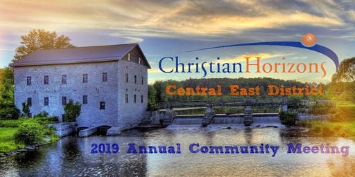 Central East Annual Community Meeting