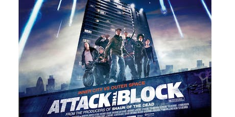 Attack The Block at GO tickets