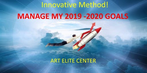 Manage My Goals for 2019-2020
