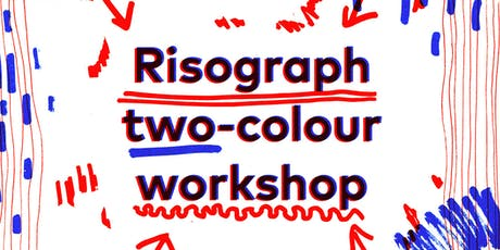 Two Colour Risograph Print Workshop tickets