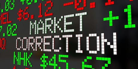 Market Corrections & How They Affect My Retirement tickets