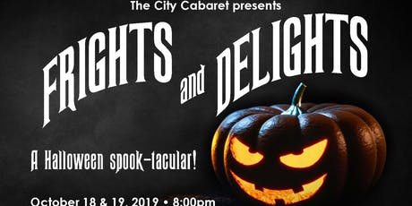 The City Cabaret presents Frights and Delights tickets