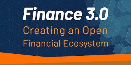 Finance 3.0 - Creating an Open Financial Ecosystem tickets