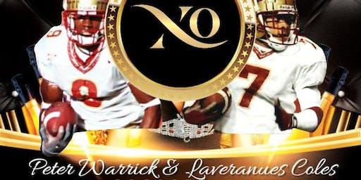 XO Saturdays FSU Alumni edtion Hosted by Peter Warrick & L. Coles