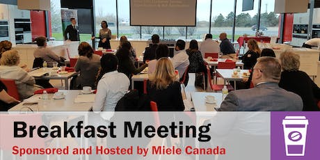 Breakfast Meeting with Miele tickets