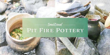 Traditional Pit Fire Pottery tickets