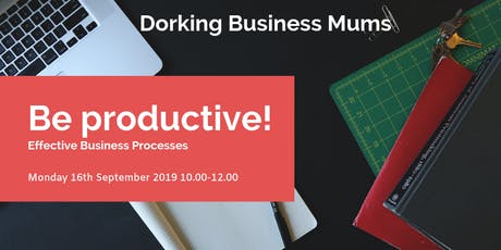 Effective Business Processes tickets