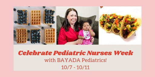 Celebrate Pediatric Nurses Week with BAYADA!