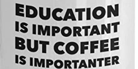 Coffee Education Class tickets