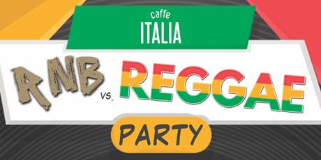 R&B vs. Reggae Night with DJ Troy tickets