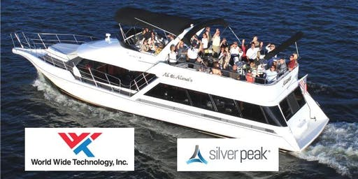 Happy Hour  Cruise with WWT and Silver Peak