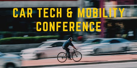 CarTech & Mobility Conference 2019 tickets