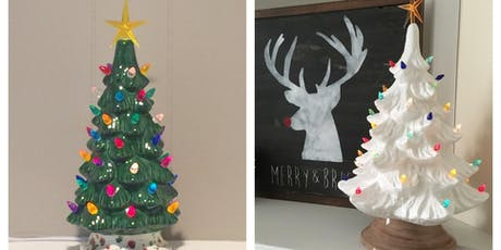Paint-Your-Own Vintage Tree tickets