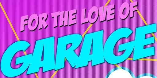 For The Love of Garage with DJ Brad Ward