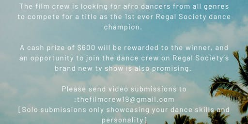 TV Afro Dance Competition
