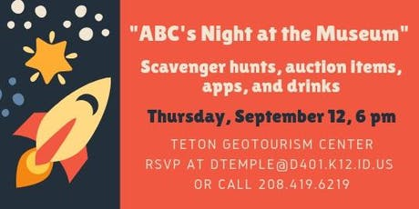 ABC's Night at the Museum  tickets