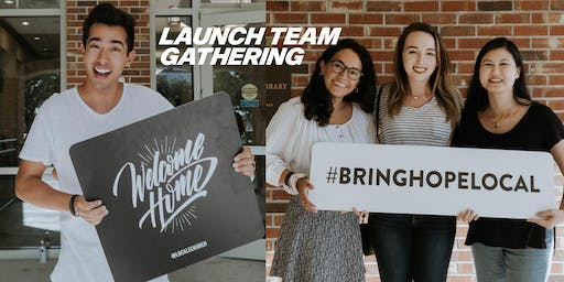 Launch Team Gathering - Seminole Heights Library