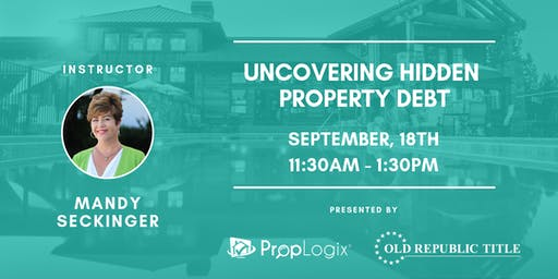PropLogix: Uncovering Hidden Property Debt - Sarasota